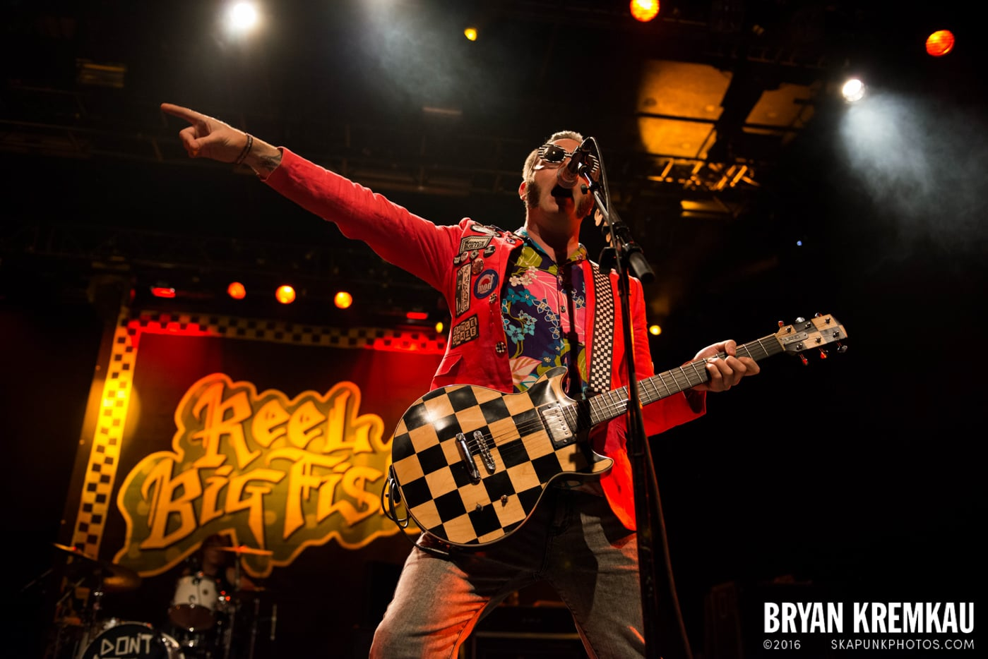 Reel Big Fish @ Best Buy Theater, NYC - 11.12.13 (19)