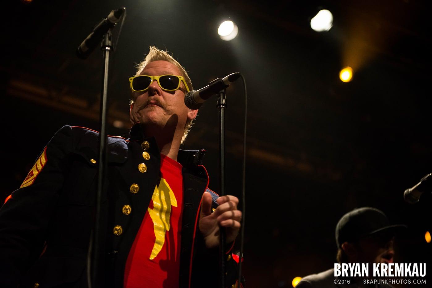 Reel Big Fish @ Best Buy Theater, NYC - 11.12.13 (16)