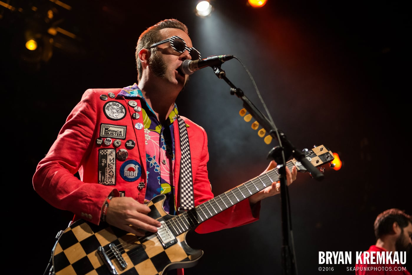 Reel Big Fish @ Best Buy Theater, NYC - 11.12.13 (14)