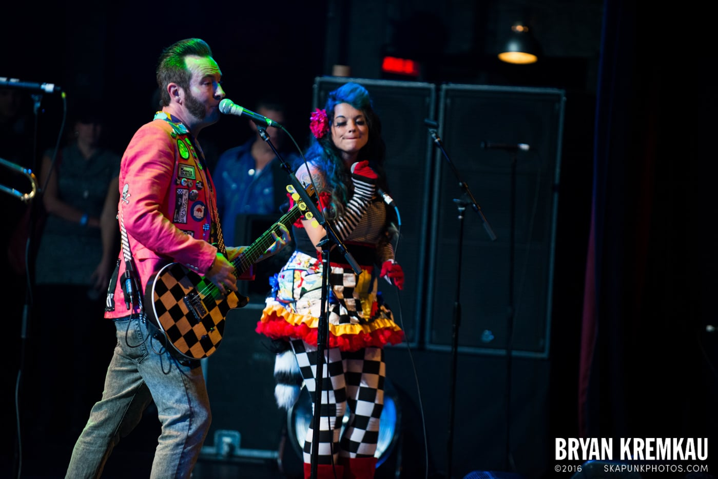 Reel Big Fish @ Best Buy Theater, NYC - 11.12.13 (7)