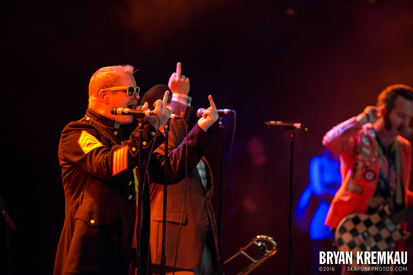Reel Big Fish @ Best Buy Theater, NYC - 11.12.13 (6)