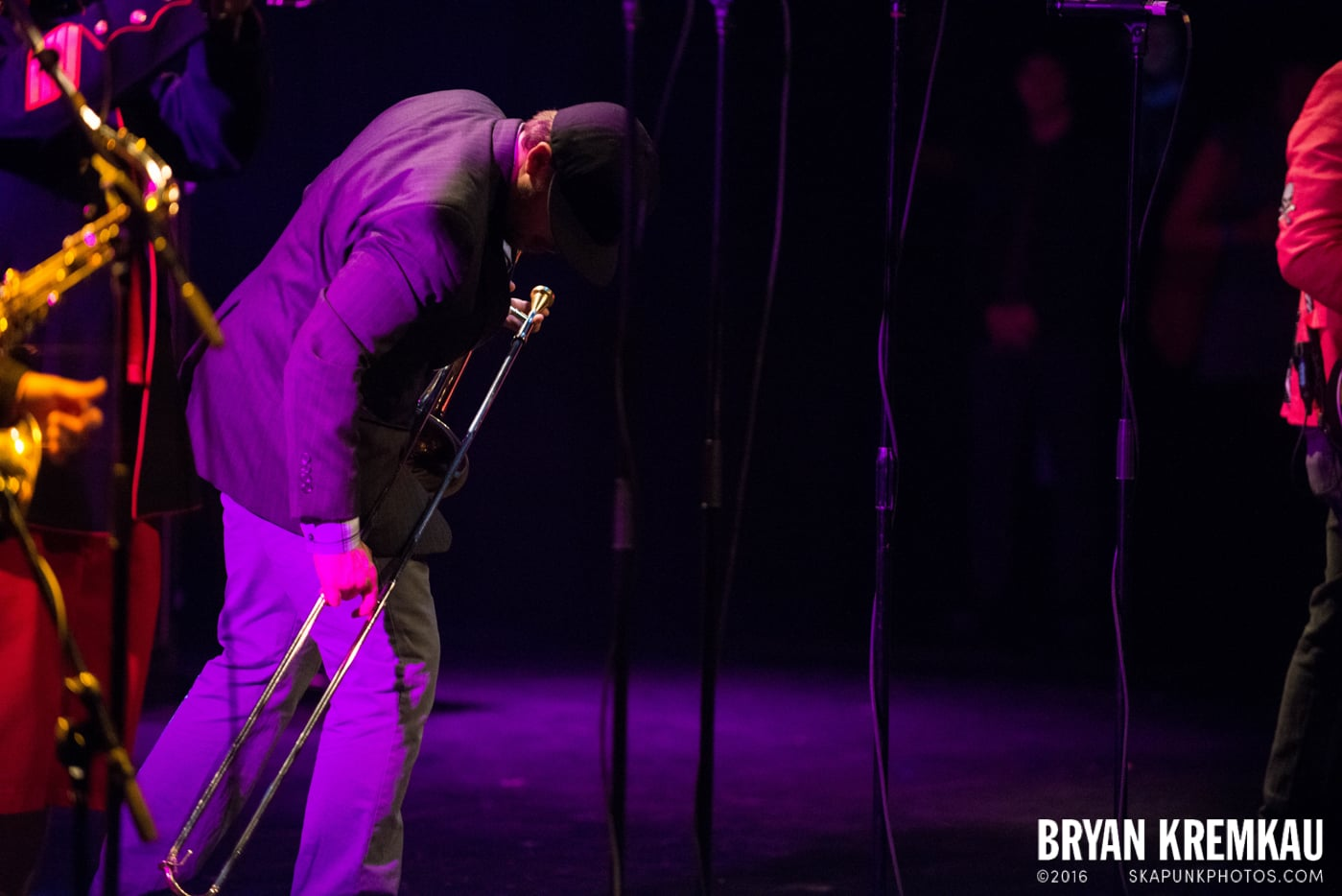 Reel Big Fish @ Best Buy Theater, NYC - 11.12.13 (5)