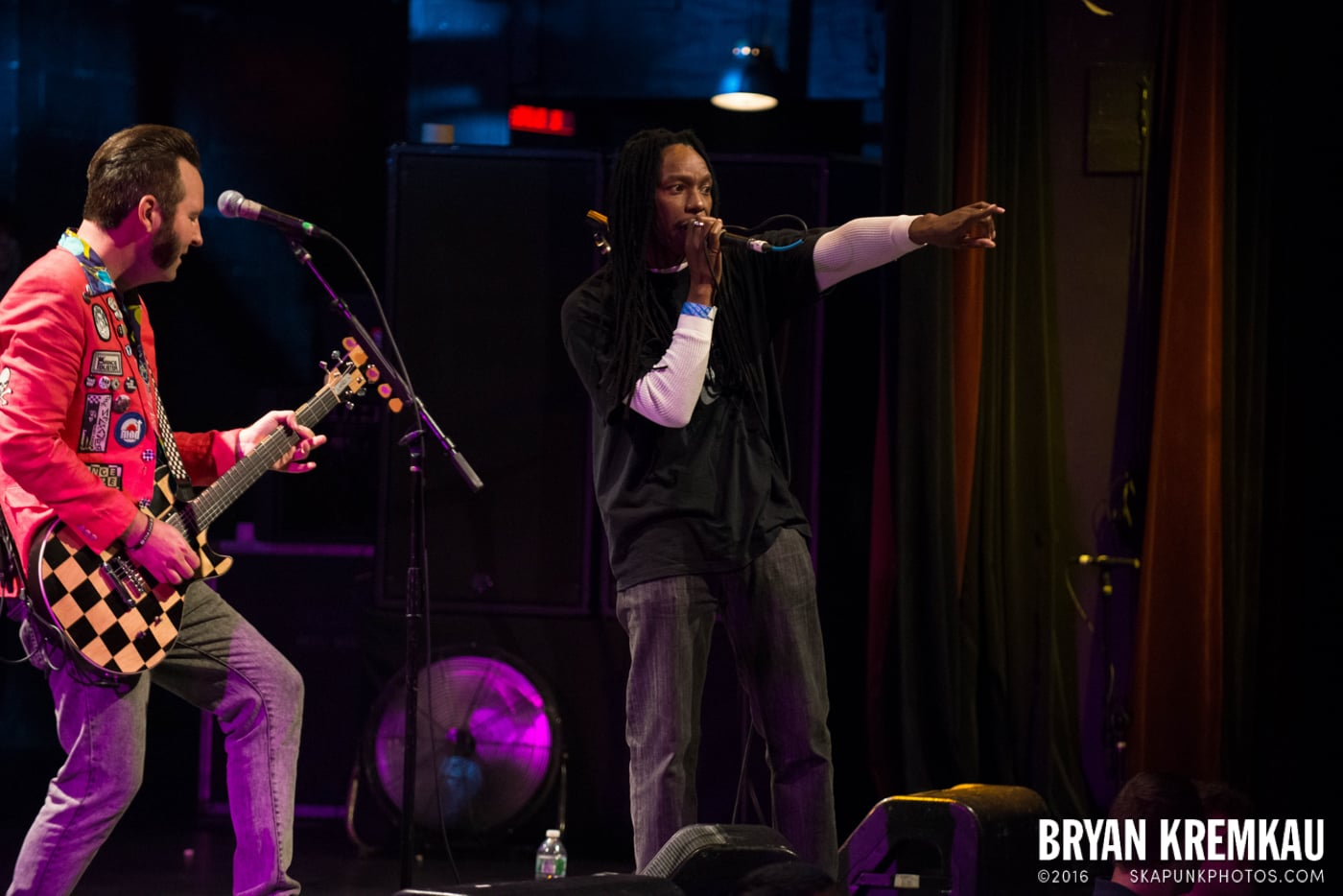 Reel Big Fish @ Best Buy Theater, NYC - 11.12.13 (4)