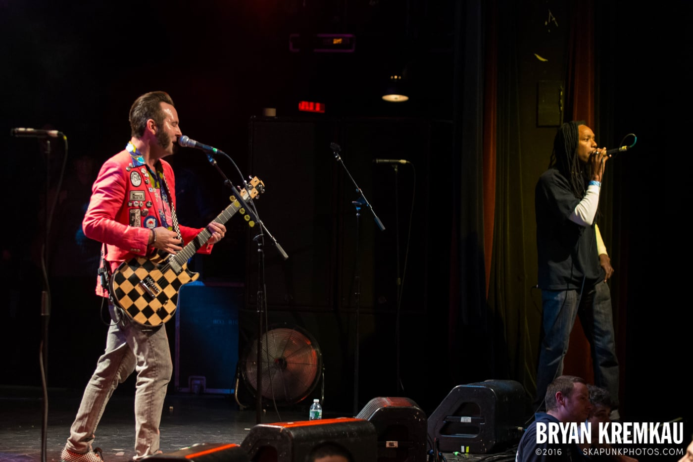 Reel Big Fish @ Best Buy Theater, NYC - 11.12.13 (2)