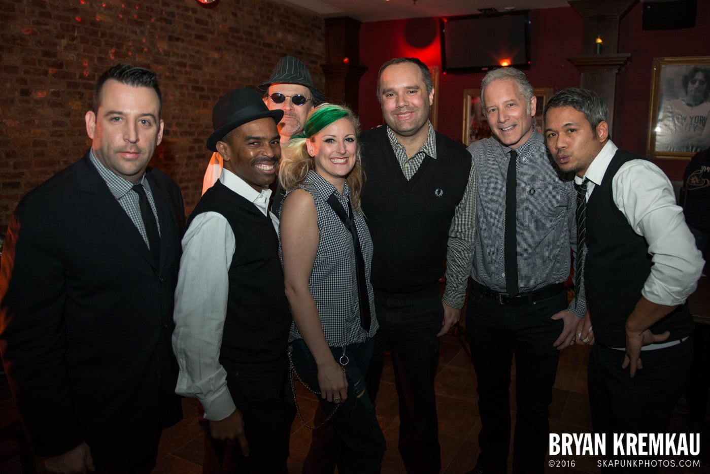 Rude Boy George @ Characters, NYC - 11.16.13 (40)