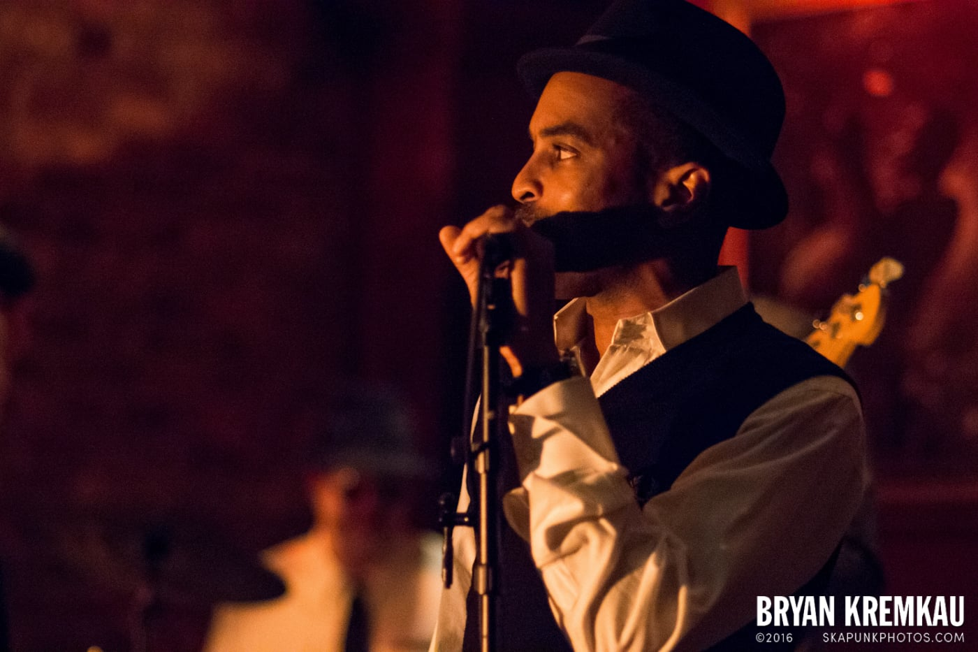 Rude Boy George @ Characters, NYC - 11.16.13 (27)