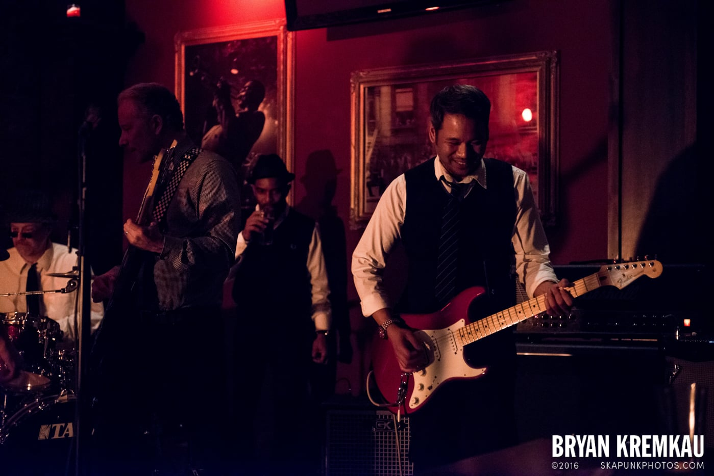 Rude Boy George @ Characters, NYC - 11.16.13 (15)