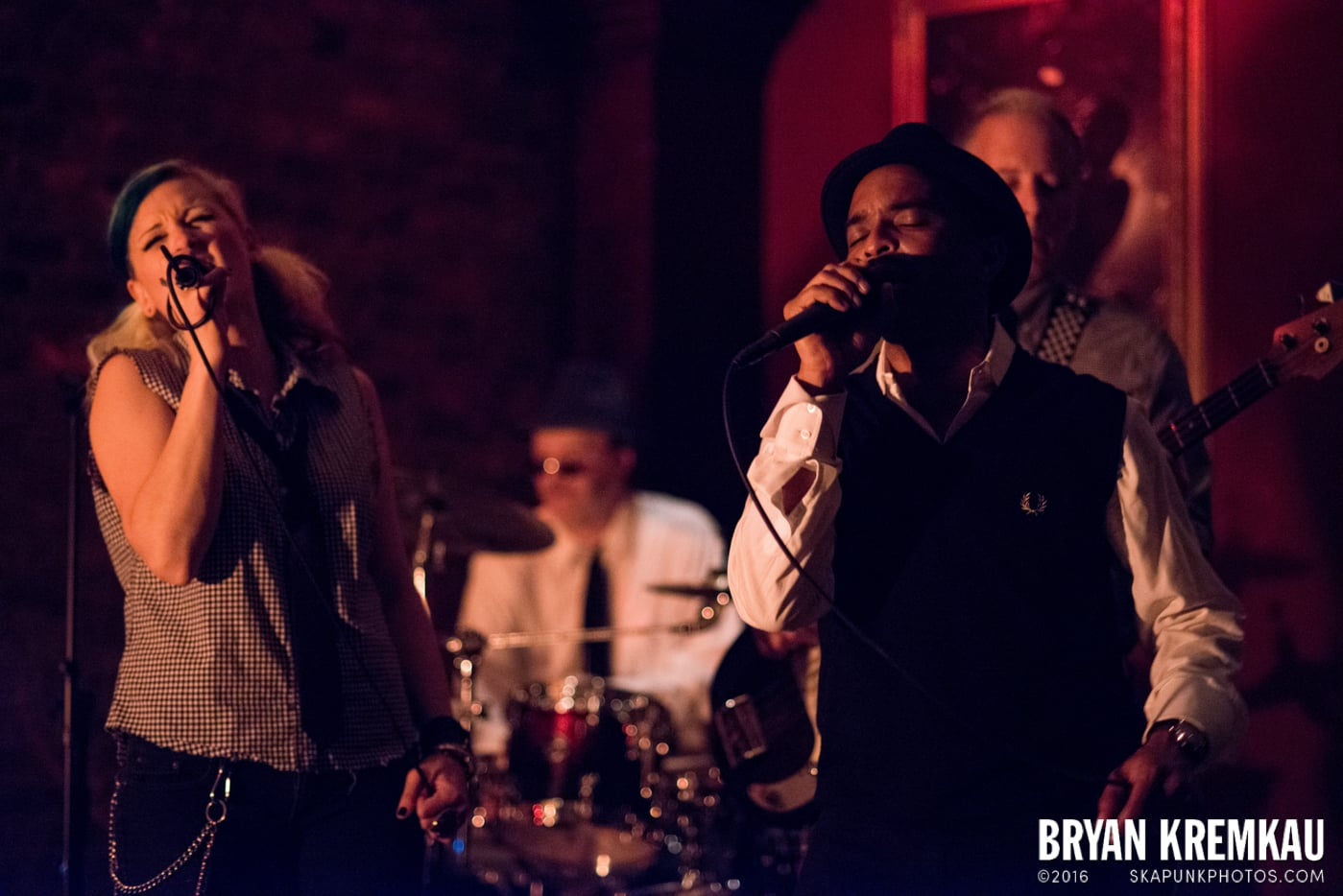 Rude Boy George @ Characters, NYC - 11.16.13 (8)