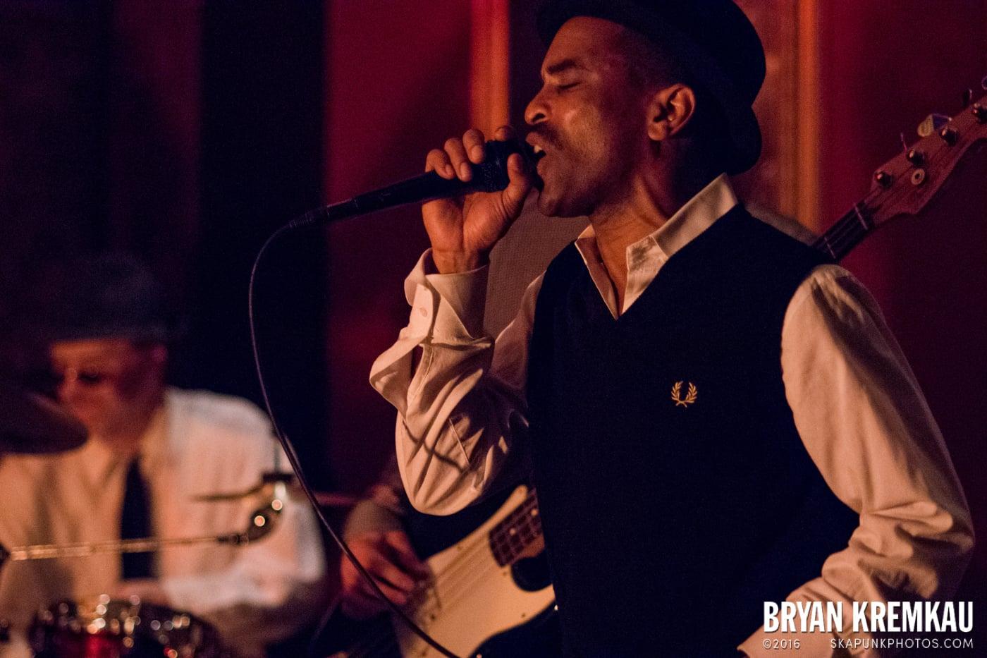 Rude Boy George @ Characters, NYC - 11.16.13 (6)
