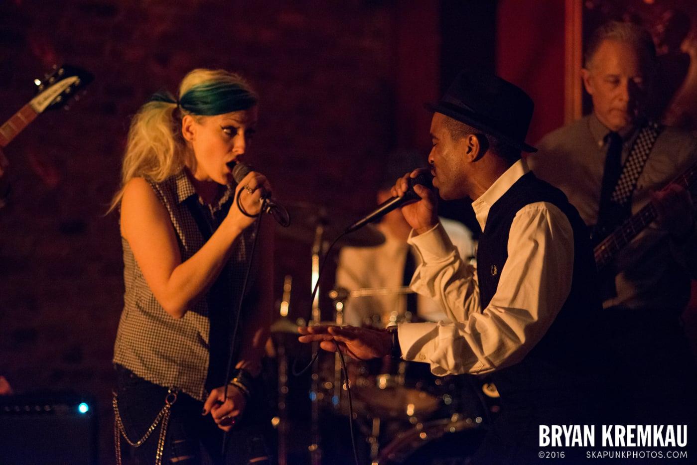 Rude Boy George @ Characters, NYC - 11.16.13 (4)