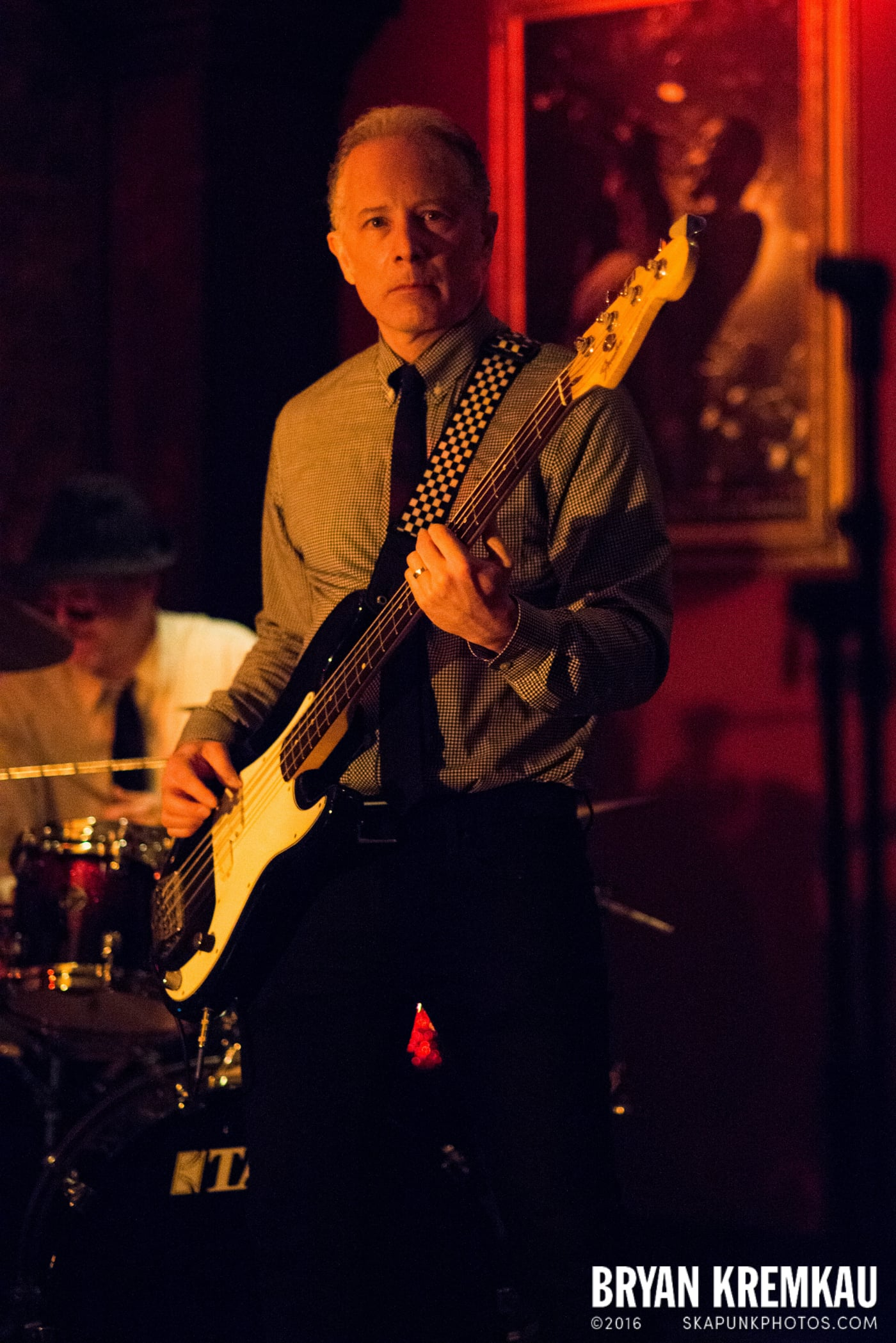 Rude Boy George @ Characters, NYC - 11.16.13 (3)