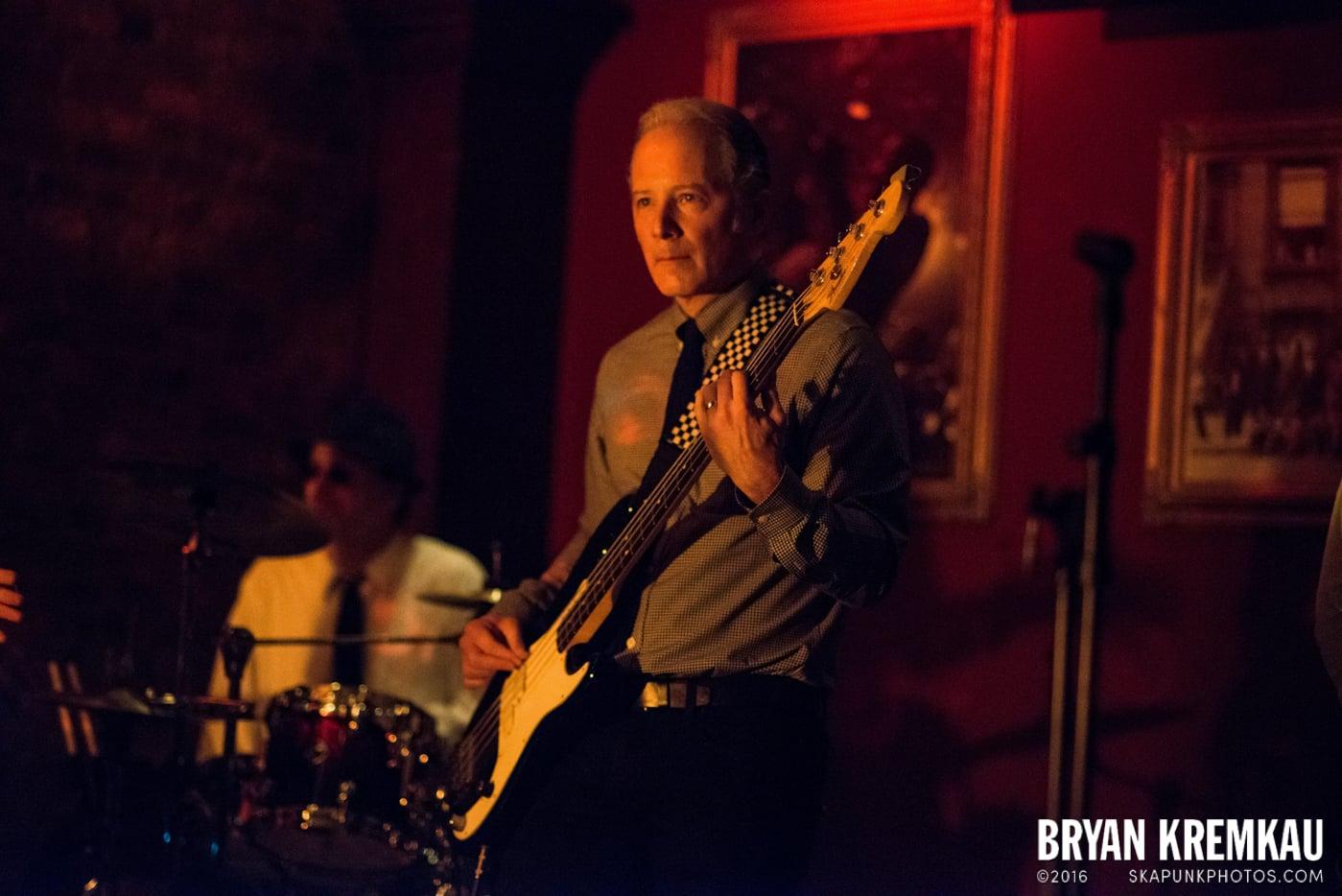 Rude Boy George @ Characters, NYC - 11.16.13 (1)