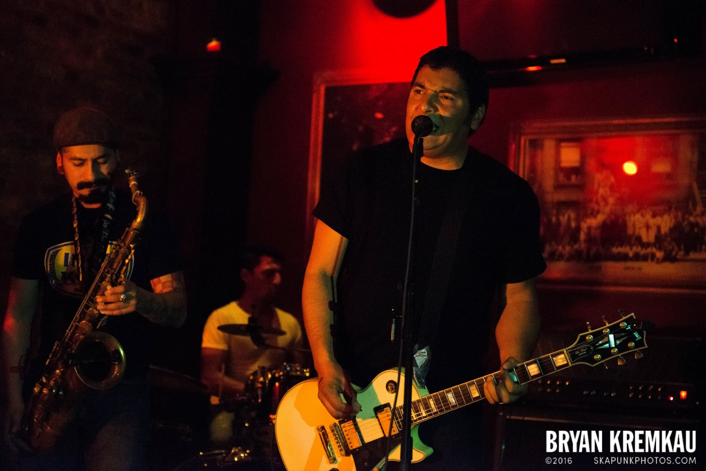 The Ladrones @ Characters, NYC - 11.16.13 (15)