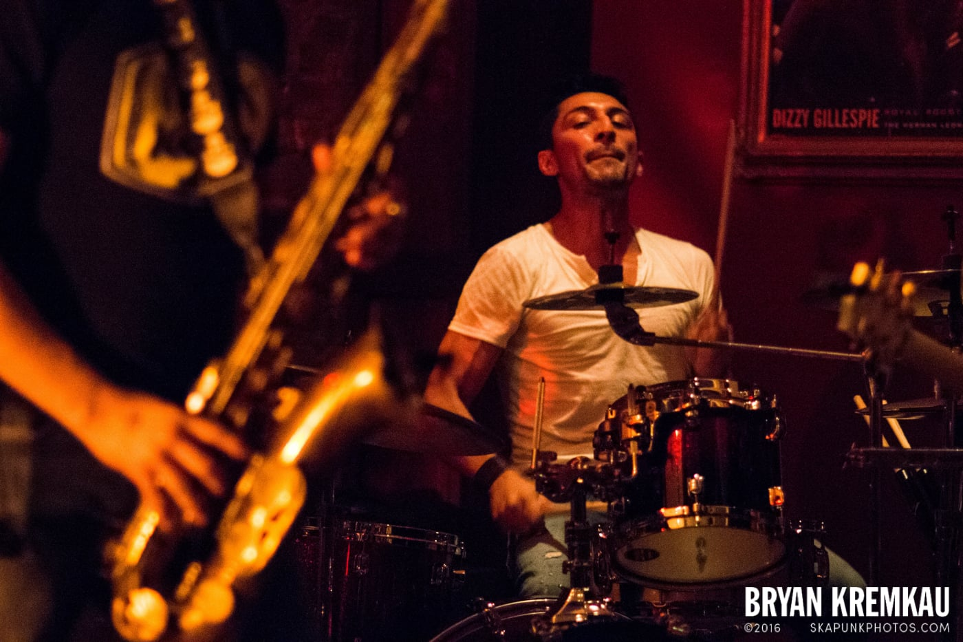 The Ladrones @ Characters, NYC - 11.16.13 (9)