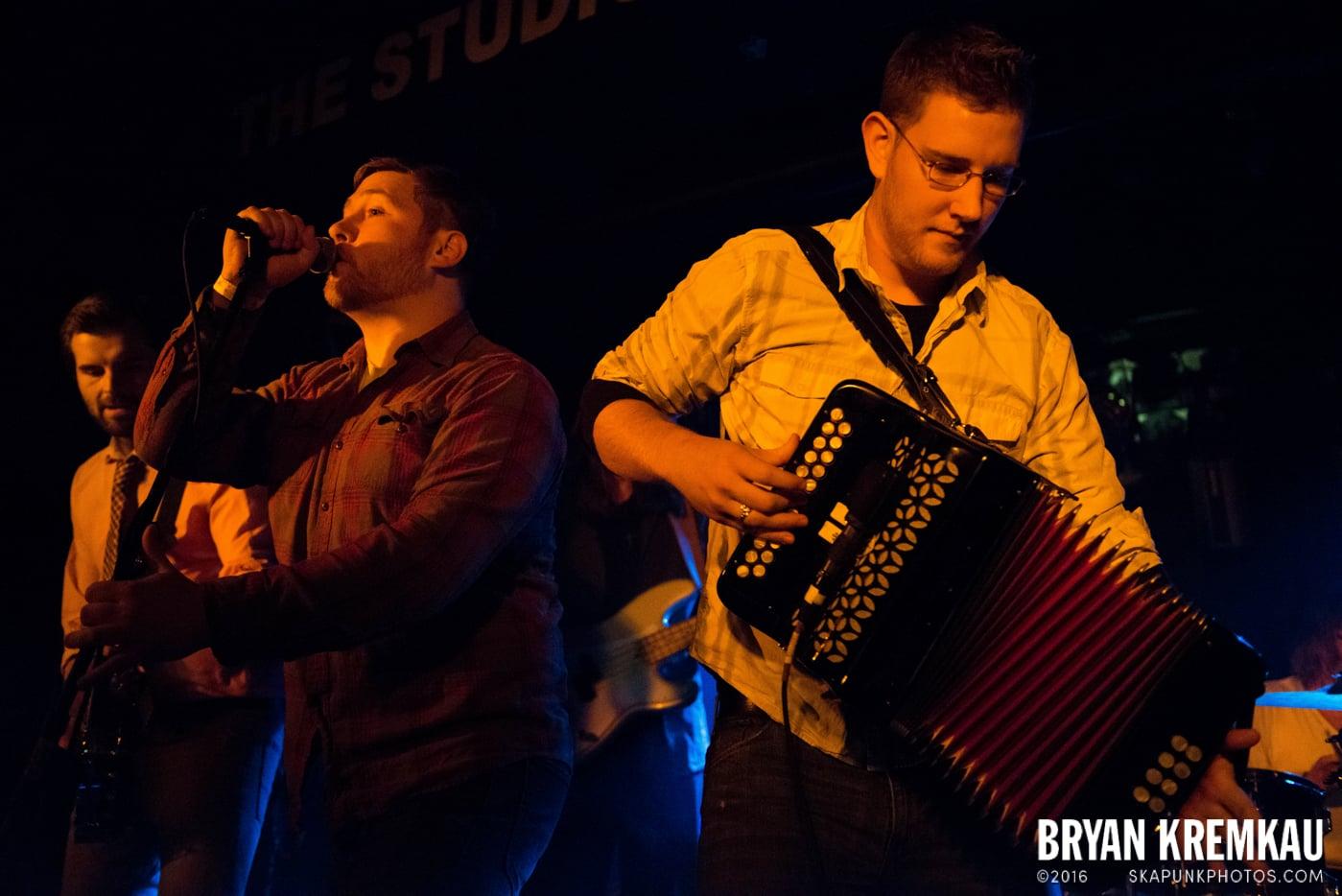 The Narrowbacks @ Studio at Webster Hall, NYC - 11.20.13 (12)