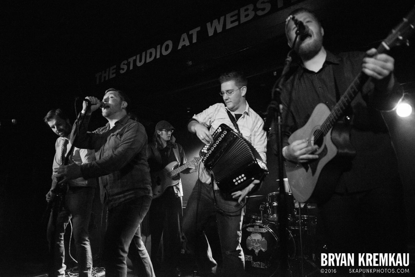 The Narrowbacks @ Studio at Webster Hall, NYC - 11.20.13 (11)