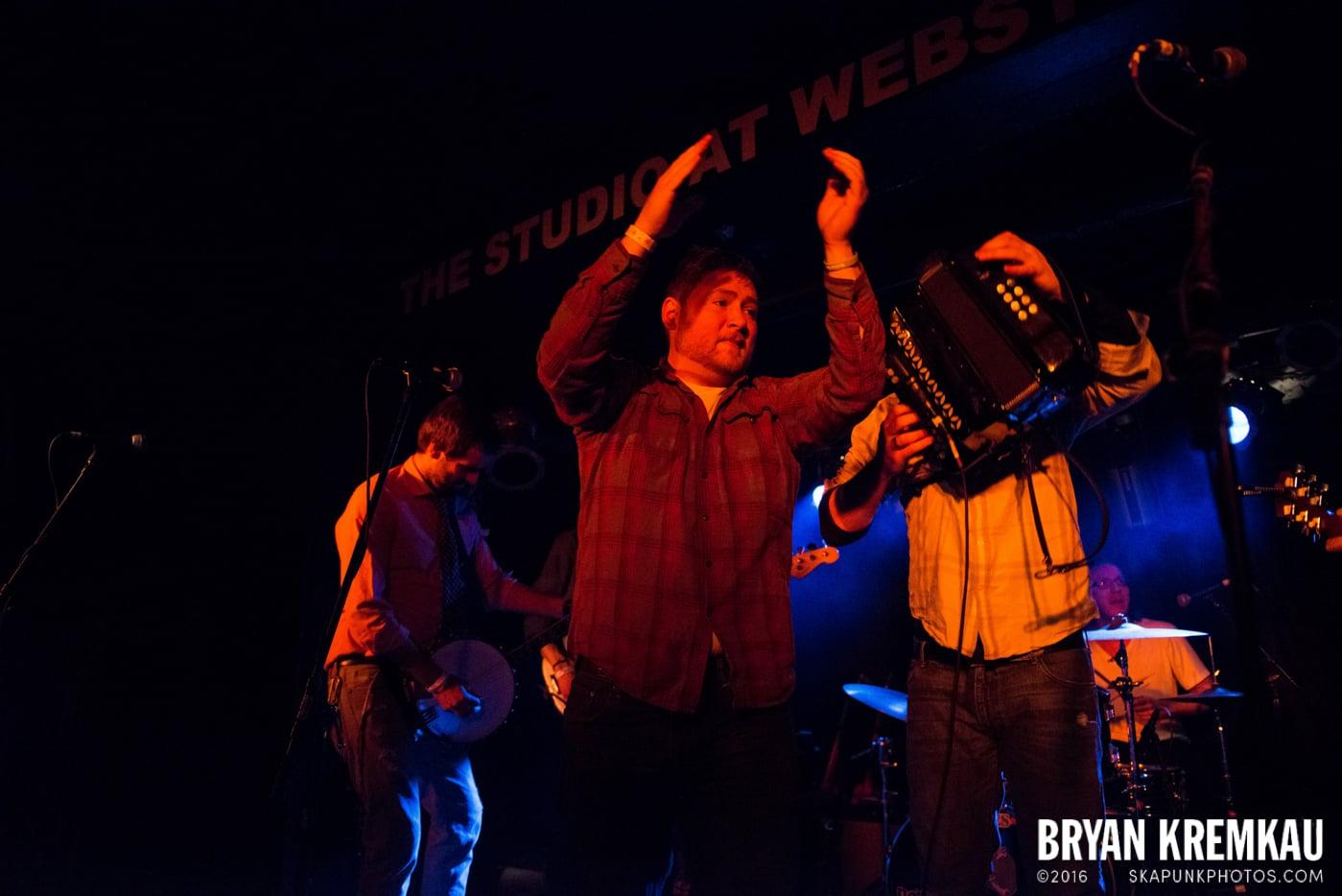 The Narrowbacks @ Studio at Webster Hall, NYC - 11.20.13 (9)