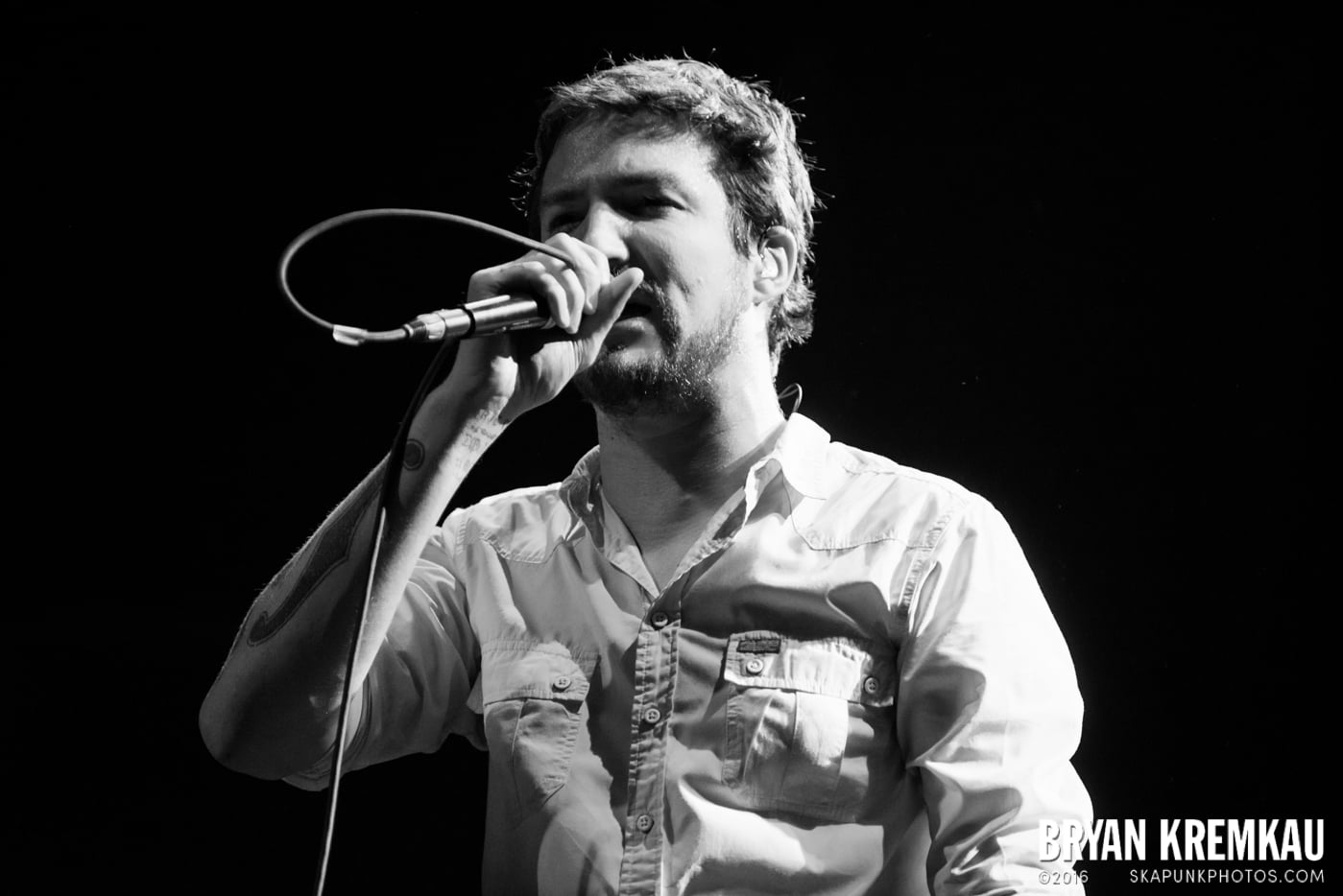 Frank Turner & The Sleeping Souls @ Terminal 5, NYC - 11.27.13 (20)
