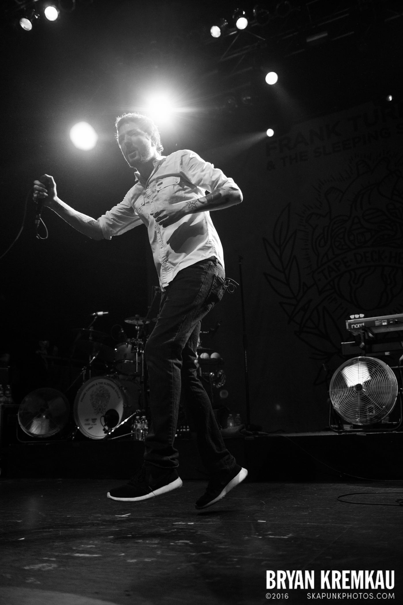 Frank Turner & The Sleeping Souls @ Terminal 5, NYC - 11.27.13 (13)