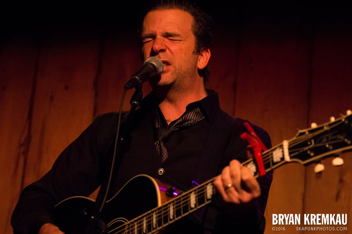 Chris Trapper @ Rockwood Music Hall, NYC - 12.7.13 (14)