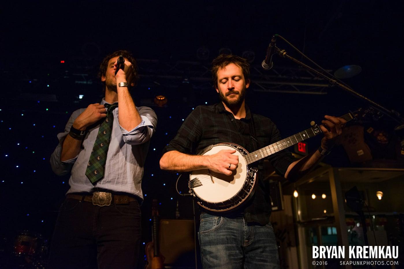 Carbon Leaf @ Mexicali Live, Teaneck, NJ - 1.10.14 (5)