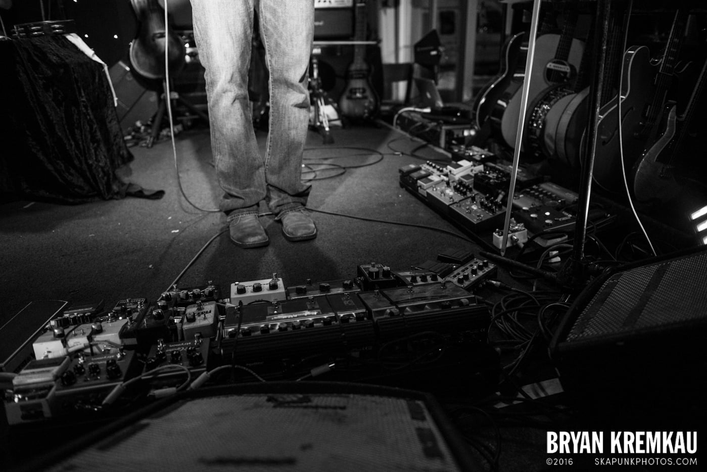 Carbon Leaf @ Mexicali Live, Teaneck, NJ - 1.10.14 (2)