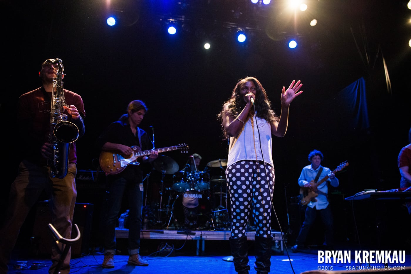 The Big Takeover @ Gramercy Theatre, NYC - 1.19.14 (4)