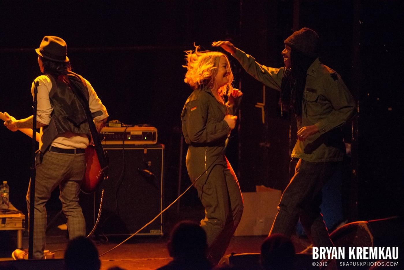 Metro Stylee @ Gramercy Theatre, NYC - 1.19.14 (3)