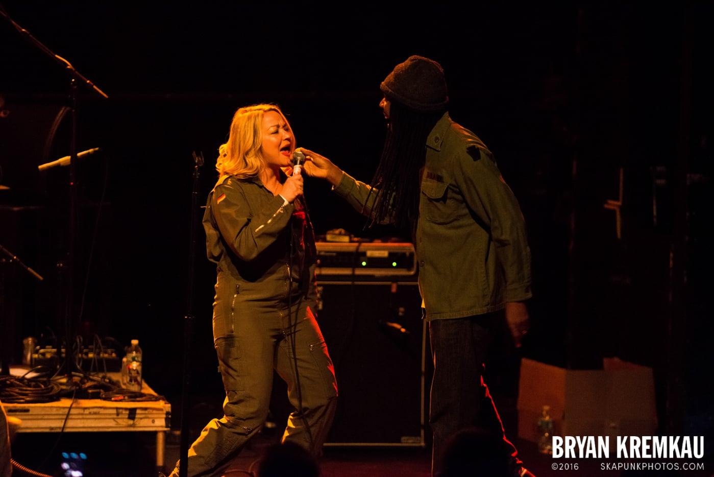 Metro Stylee @ Gramercy Theatre, NYC - 1.19.14 (2)