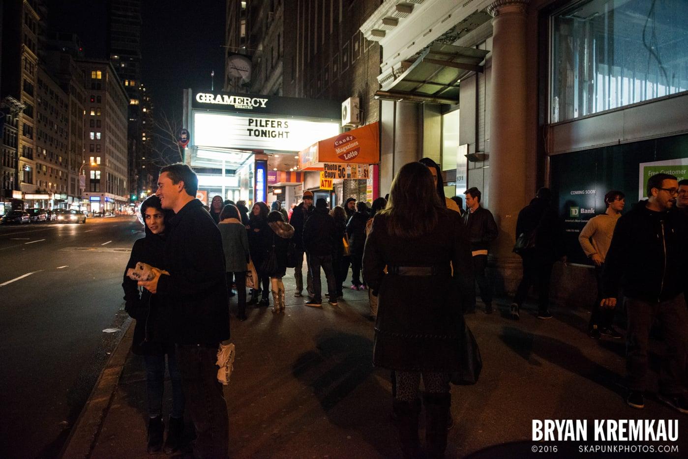 Pilfers @ Gramercy Theatre, NYC - 1.19.14 (84)
