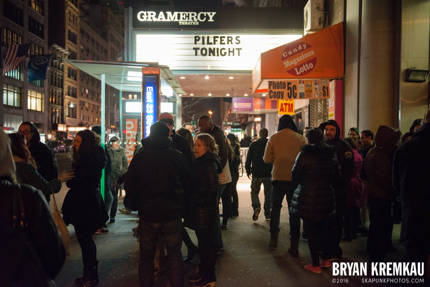 Pilfers @ Gramercy Theatre, NYC - 1.19.14 (81)