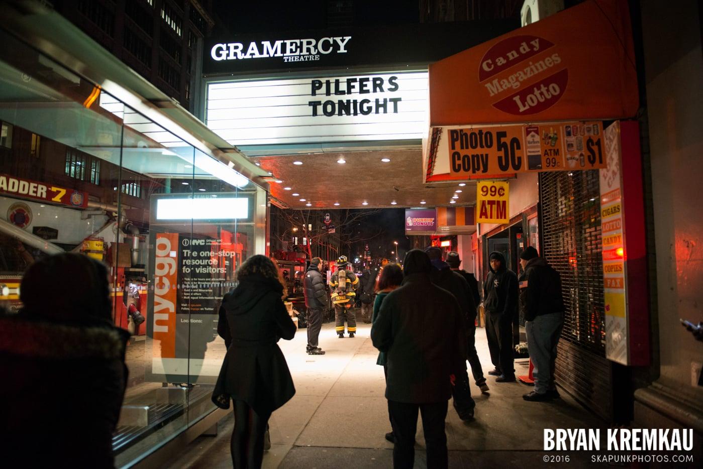 Pilfers @ Gramercy Theatre, NYC - 1.19.14 (75)