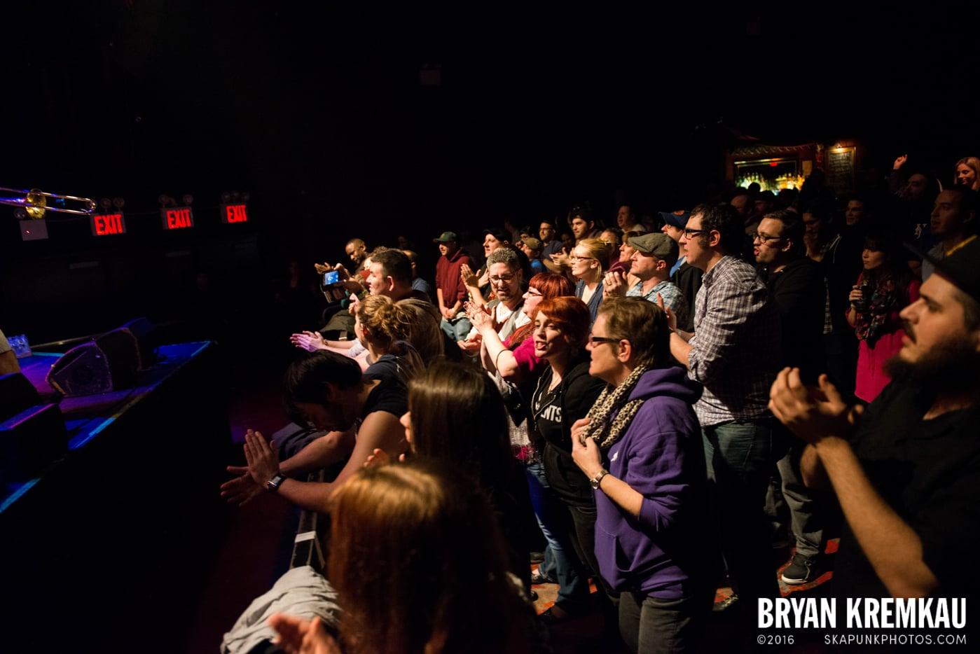 Pilfers @ Gramercy Theatre, NYC - 1.19.14 (4)