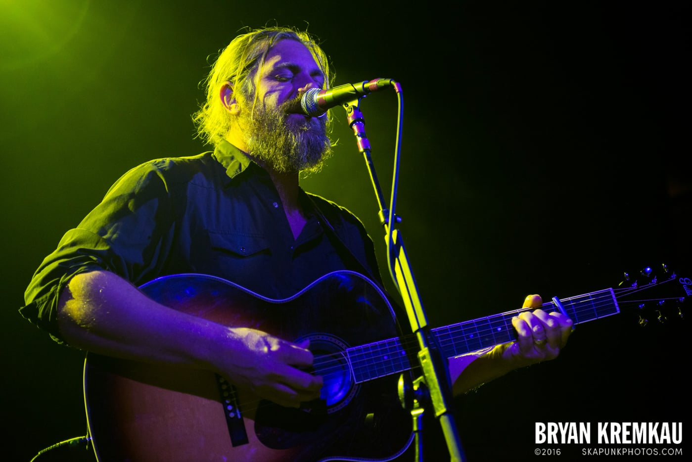 The White Buffalo @ Irving Plaza, NYC - 4.18.14 (8)