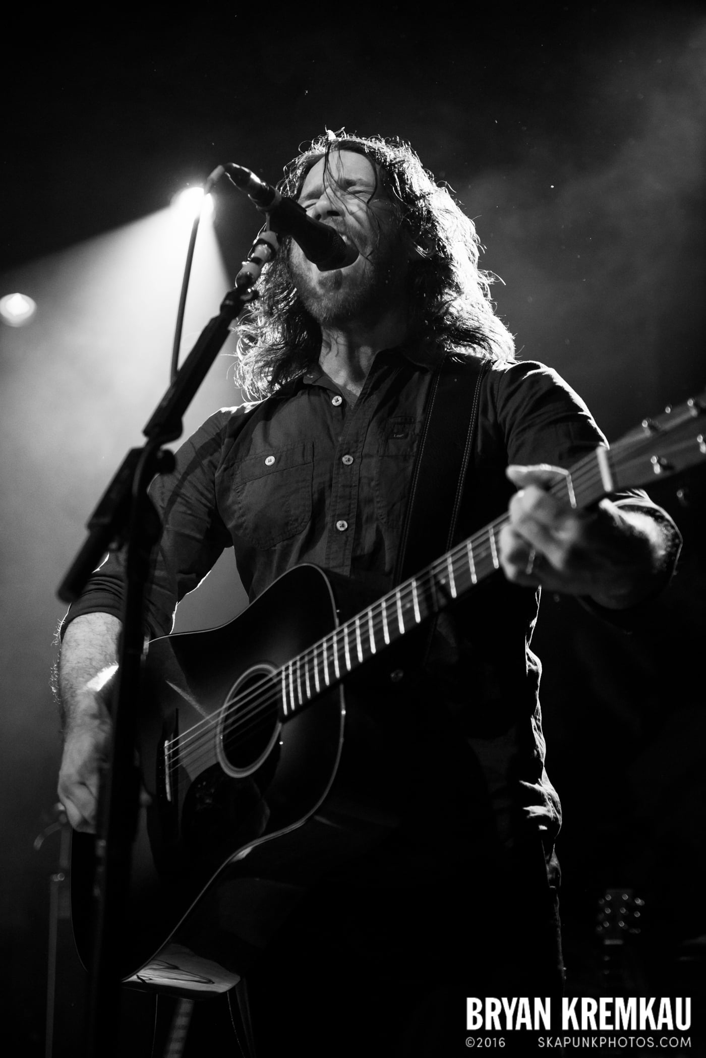 Chuck Ragan & The Camaraderie @ Irving Plaza, NYC - 4.18.14 (26)
