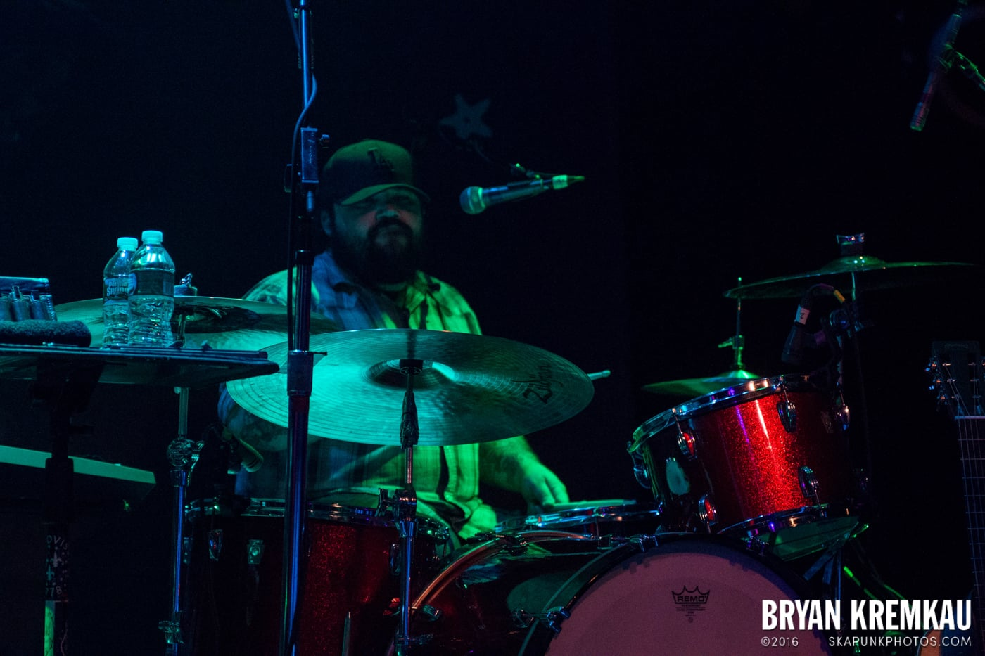 Chuck Ragan & The Camaraderie @ Irving Plaza, NYC - 4.18.14 (17)