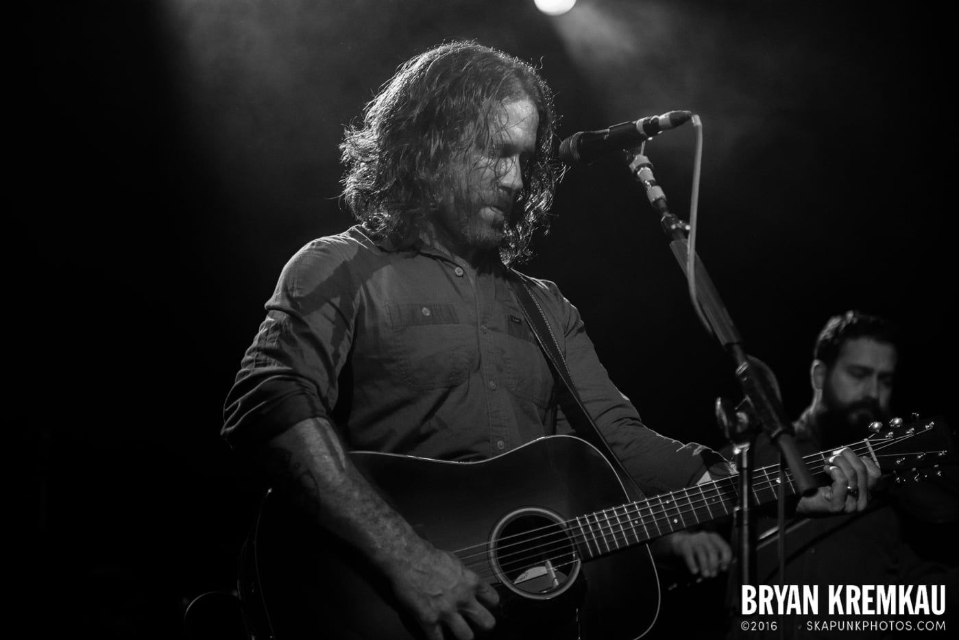 Chuck Ragan & The Camaraderie @ Irving Plaza, NYC - 4.18.14 (9)