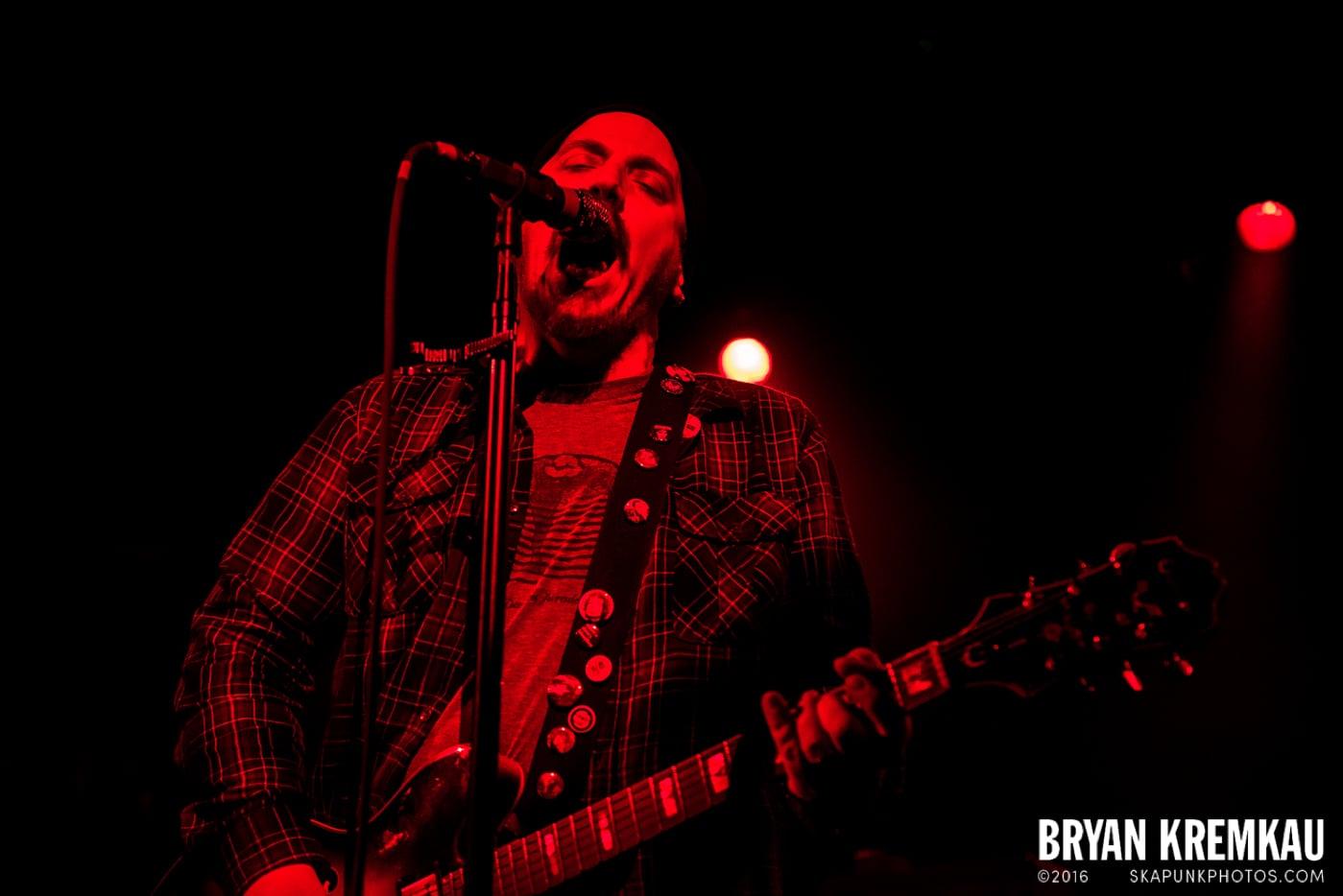 Gasoline Heart @ Irving Plaza, NYC - 3.30.14 (9)
