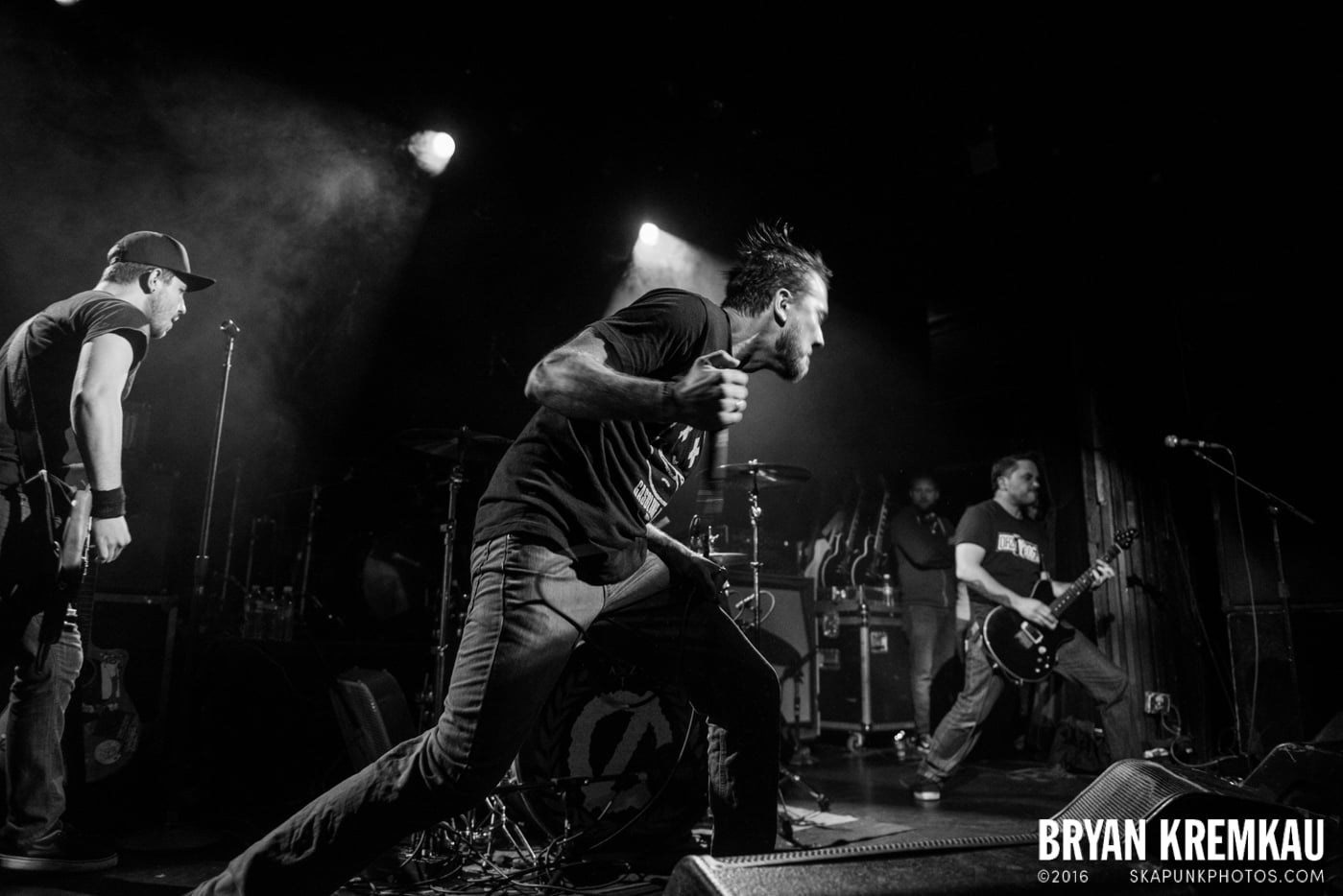 Authority Zero @ Irving Plaza, NYC - 3.30.14 (35)