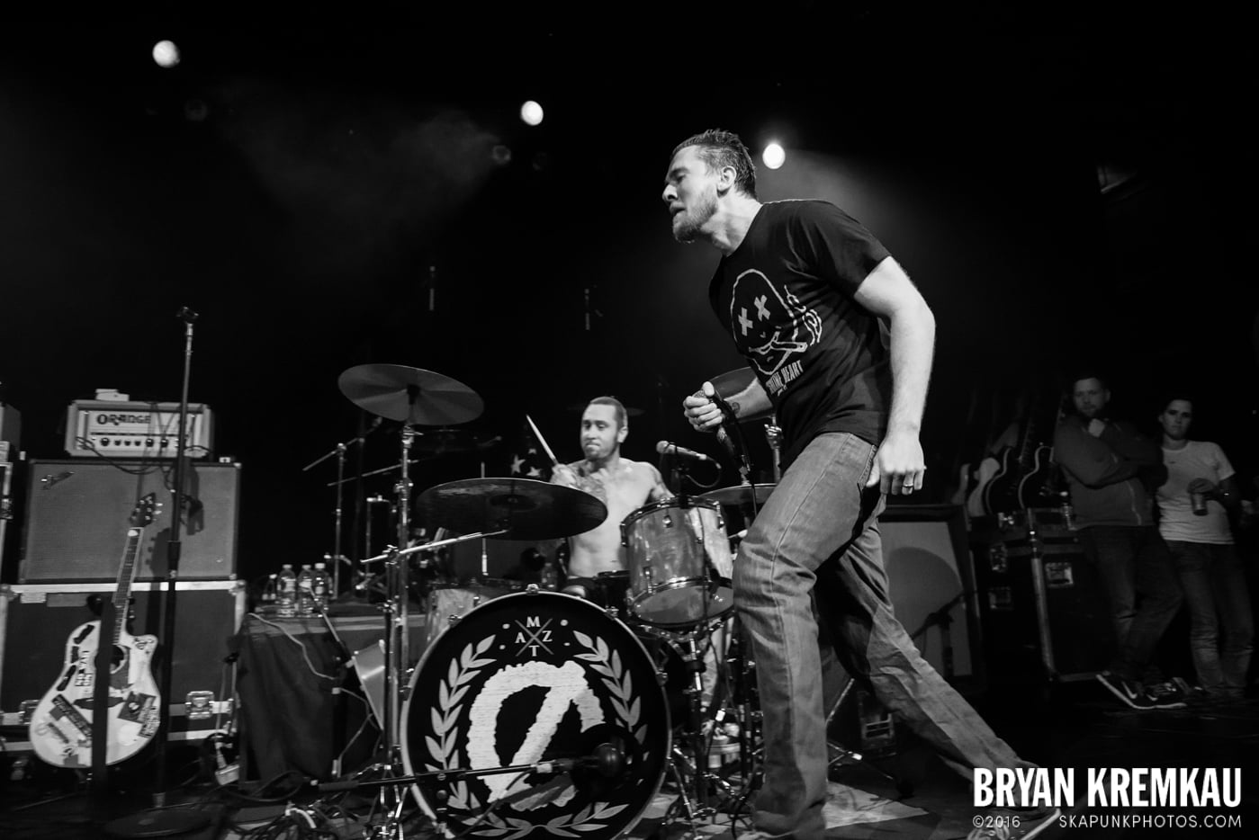 Authority Zero @ Irving Plaza, NYC - 3.30.14 (23)