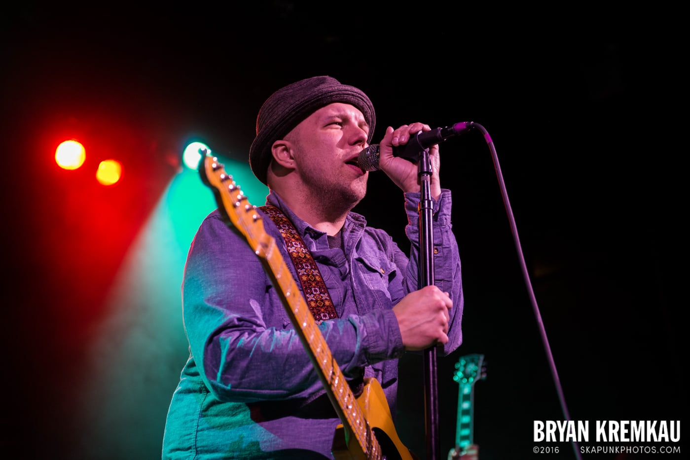 The Ataris @ Irving Plaza, NYC - 3.30.14 (24)