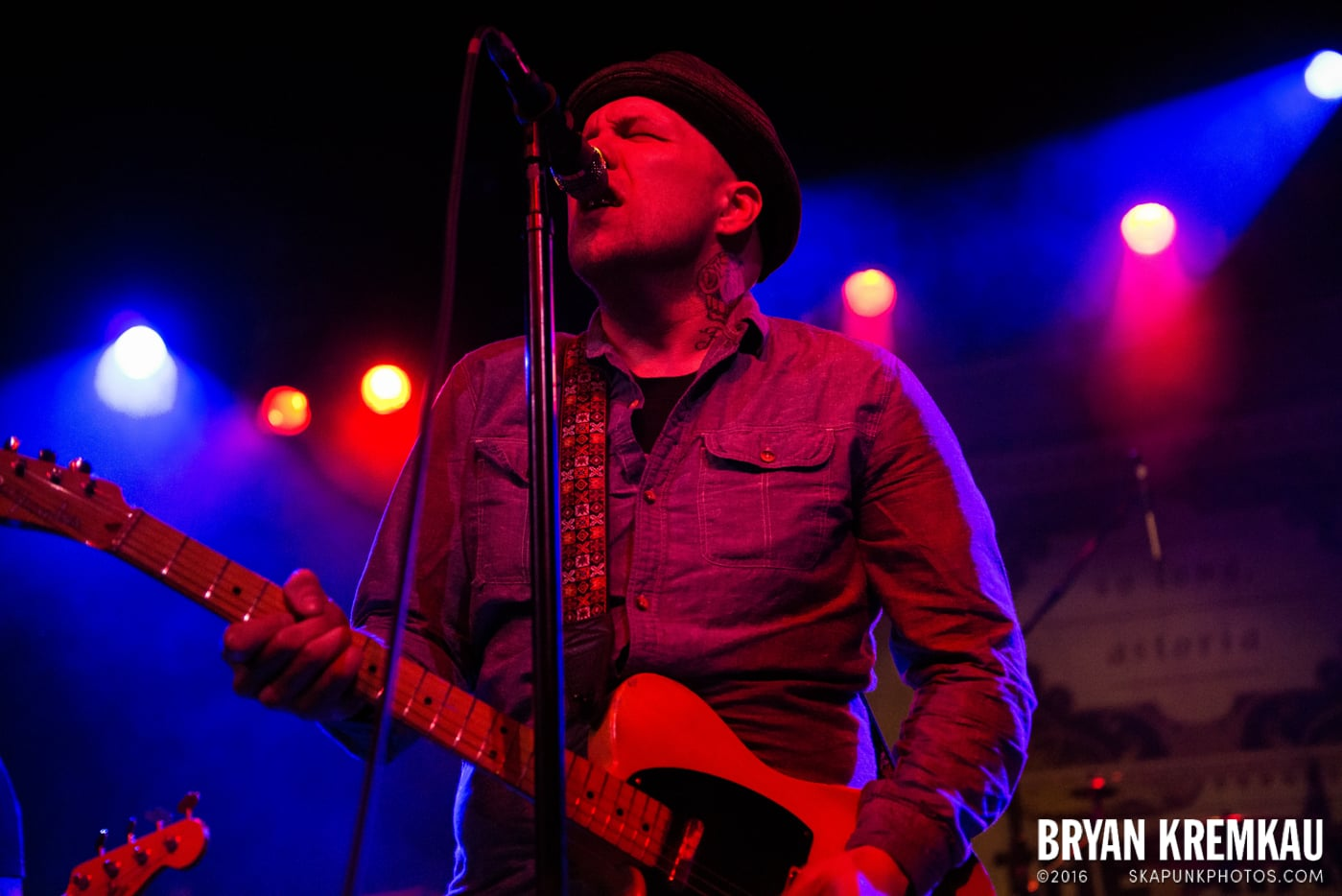 The Ataris @ Irving Plaza, NYC - 3.30.14 (1)
