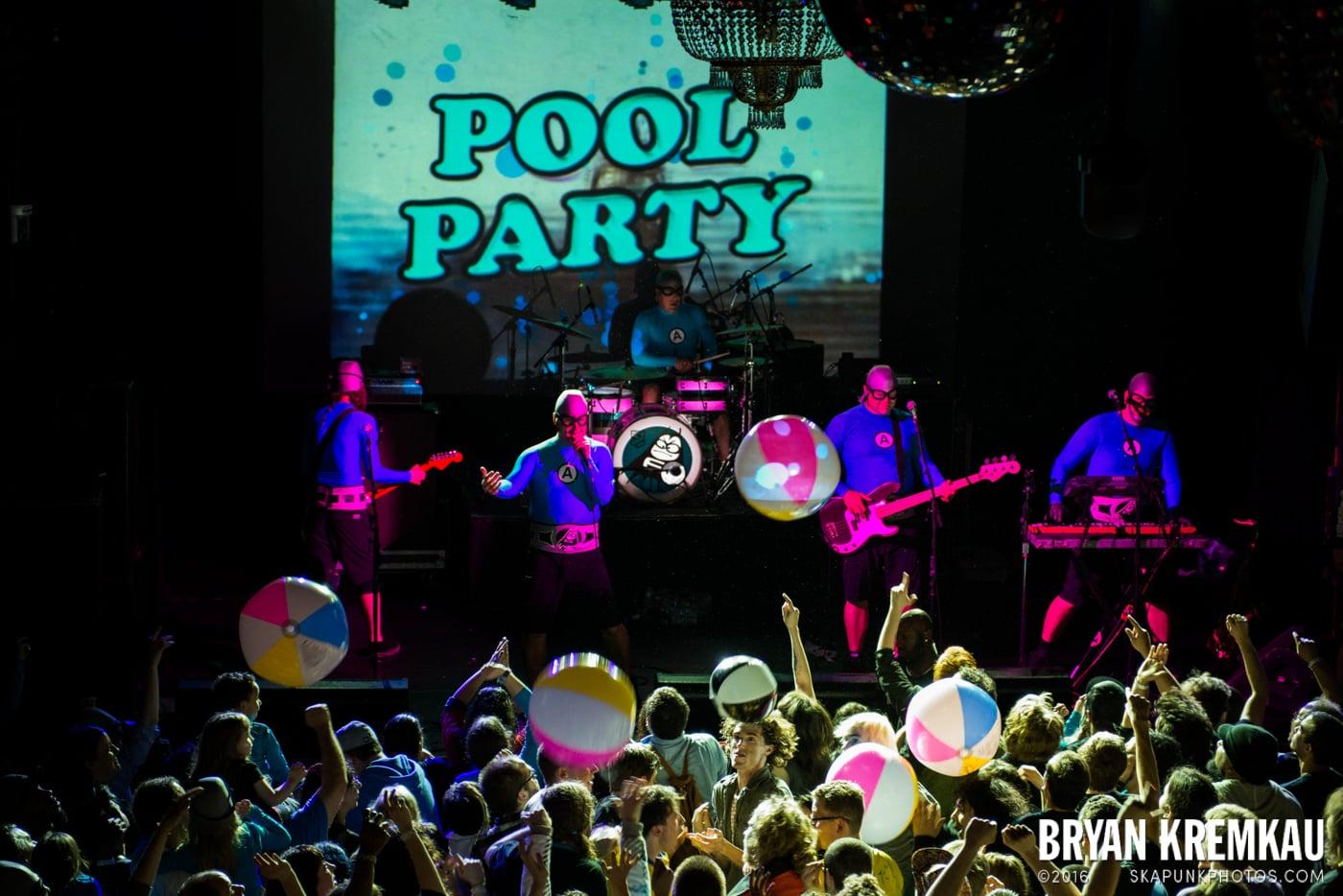 The Aquabats @ Irving Plaza, NYC - 5.7.14 (2)