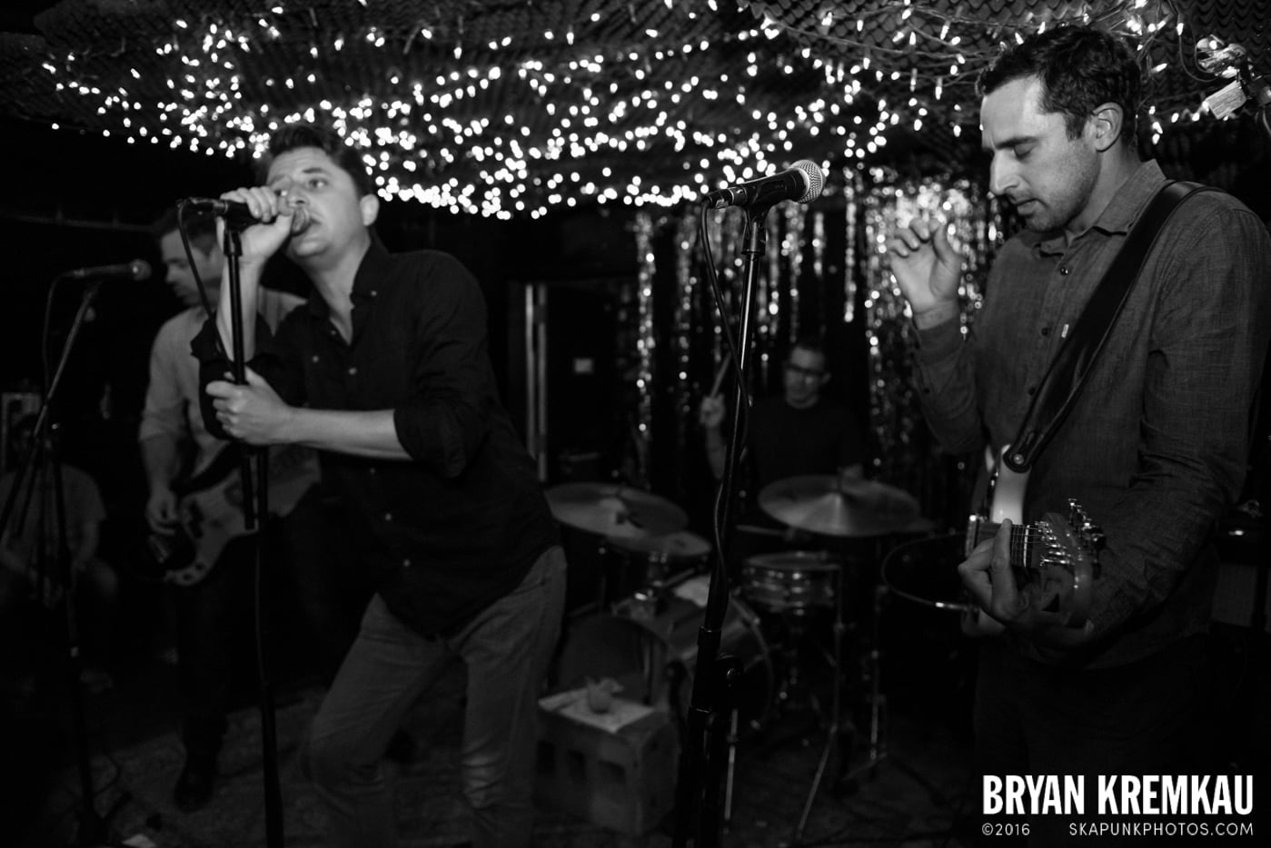 The Huxtables @ Cake Shop, NYC - 5.31.14 (15)