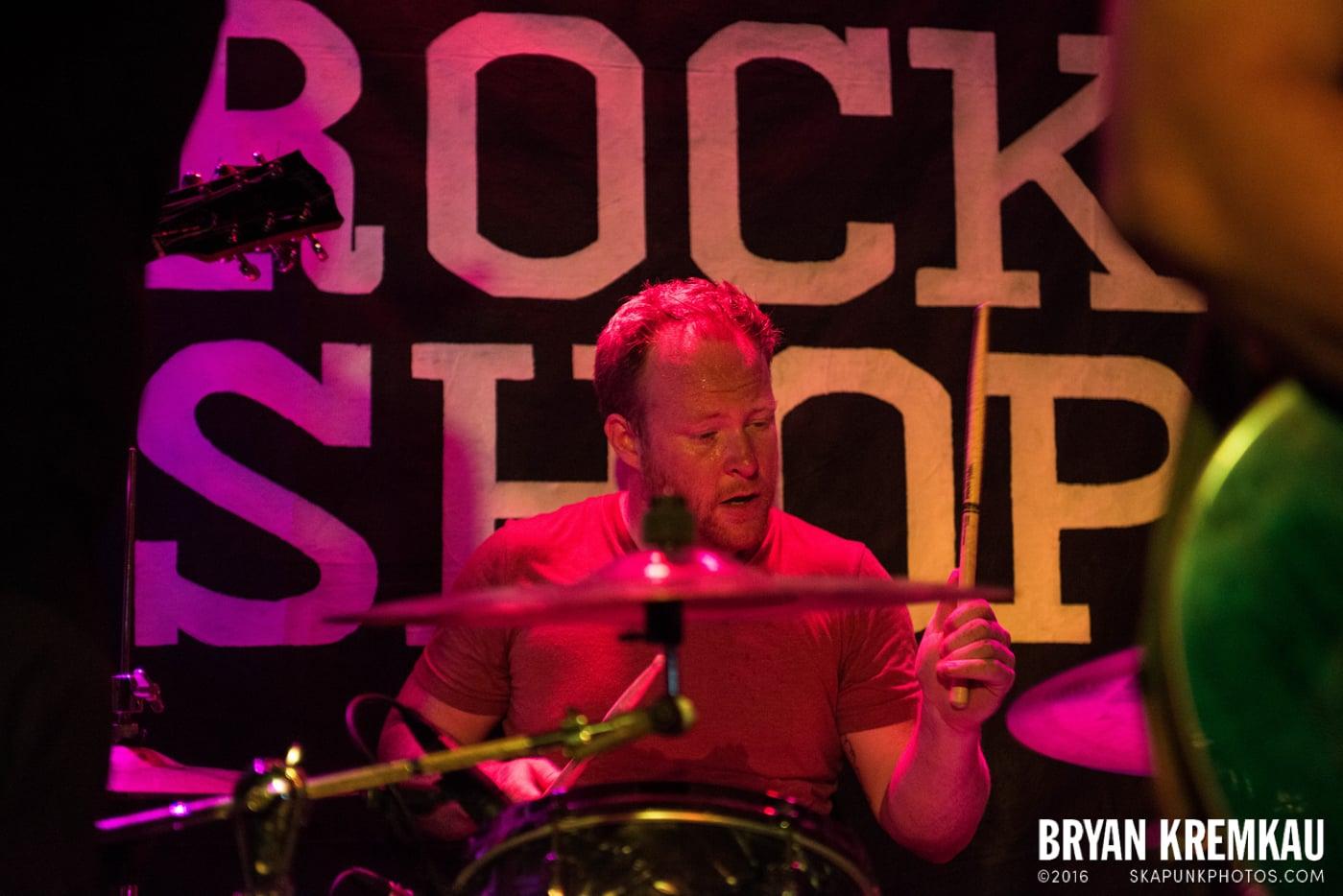 Go Big @ The Rock Shop, Brooklyn, NY - 6.1.14 (21)