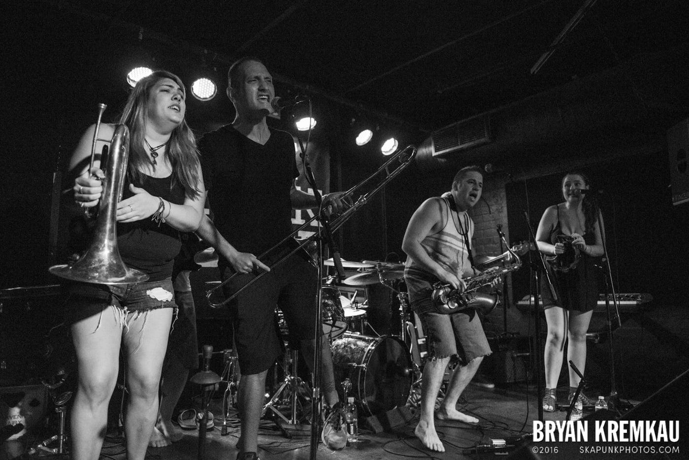 Go Big @ The Rock Shop, Brooklyn, NY - 6.1.14 (3)