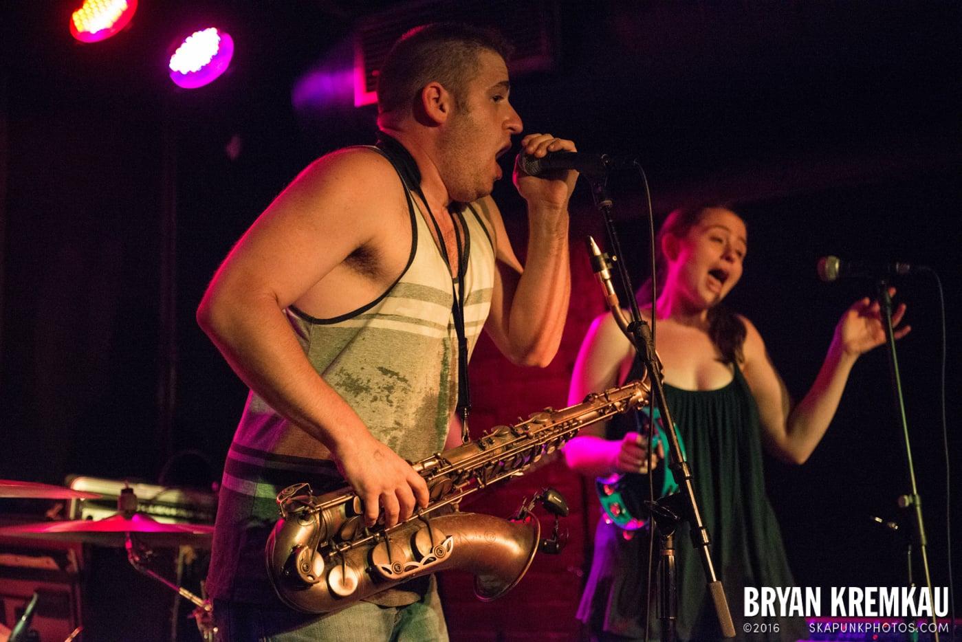 Go Big @ The Rock Shop, Brooklyn, NY - 6.1.14 (1)