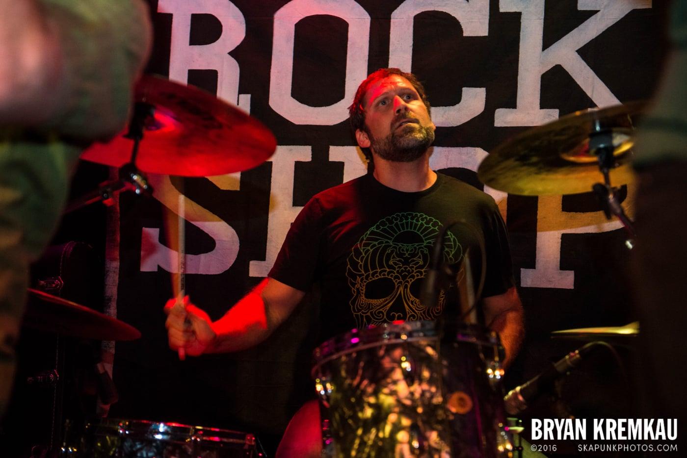 Slow Gherkin @ The Rock Shop, Brooklyn, NY - 6.1.14 (28)