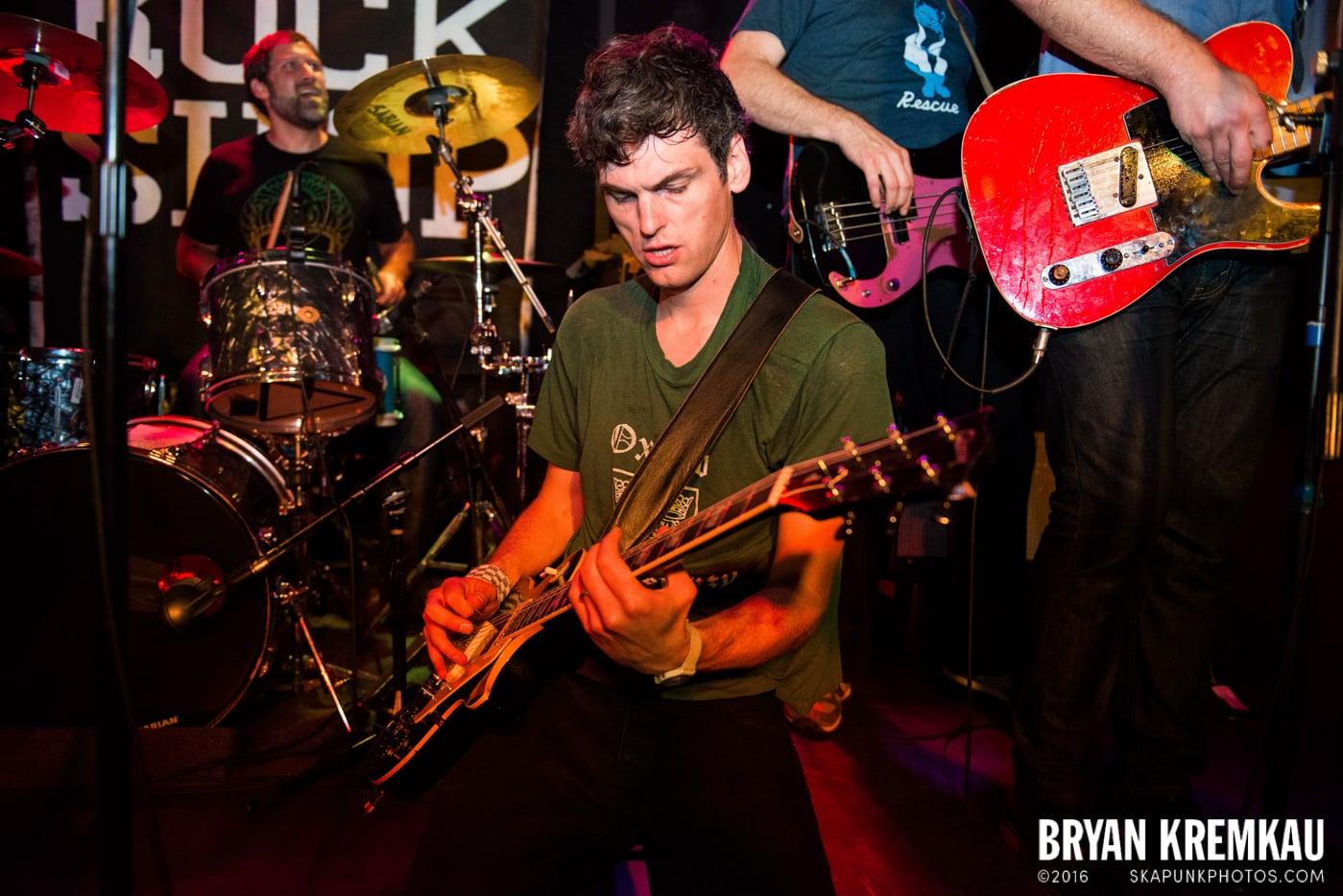 Slow Gherkin @ The Rock Shop, Brooklyn, NY - 6.1.14 (5)