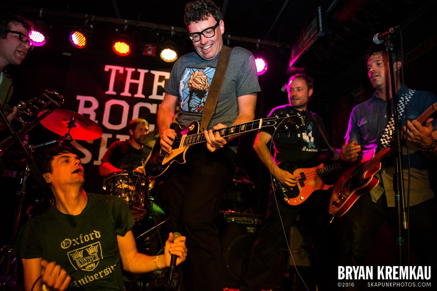 Slow Gherkin @ The Rock Shop, Brooklyn, NY - 6.1.14 (1)
